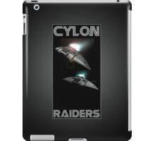 Cylon Raider Space Patrol iPad Case/Skin