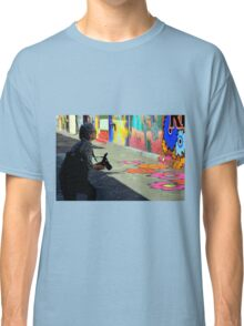 Getting The Right Angle Classic T-Shirt