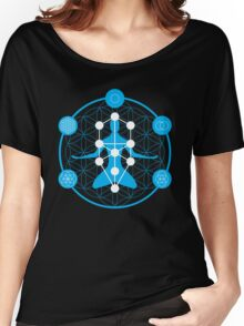 Spirituality and Flower of Life Women's Relaxed Fit T-Shirt