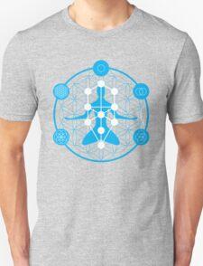 Spirituality and Flower of Life T-Shirt