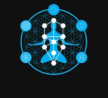 Spirituality and Flower of Life T-Shirt