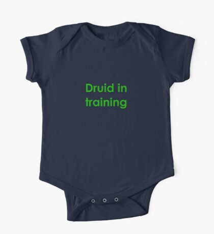 Druid in Training One Piece - Short Sleeve