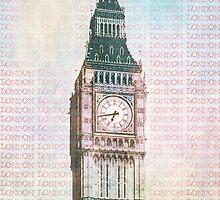 Elizabeth Tower by Denise Abé