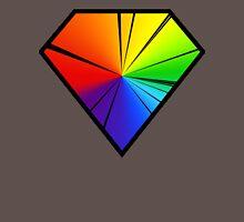 Diamonds - Carbon Emission Spectrum Unisex T-Shirt