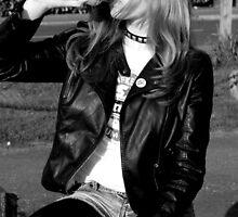 Film Noir Punk by missbrodrick