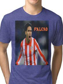 """Radamel Falcao """"El Tigre"""" T-shirt Tri-blend T-Shirt"""