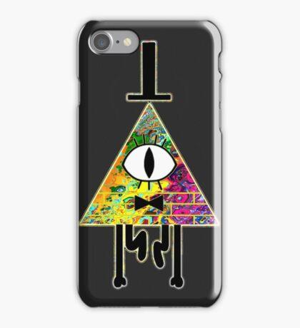 Crazy Bill Cipher iPhone Case/Skin