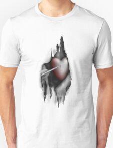 Ripped Heart T-Shirt
