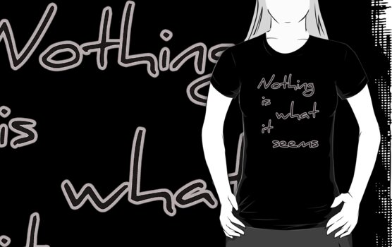 Nothing is what is seems by Roxy J
