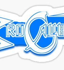 BroCalibuR Sticker