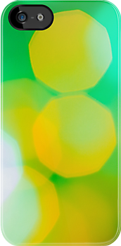 Bokeh III [ Print & iPad / iPod / iPhone Case ] by Mauricio Santana
