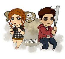 stydia by Littleartbot