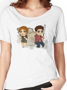 stydia Women's Relaxed Fit T-Shirt