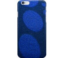 Blue Circles [ Print & iPad / iPod / iPhone Case ] iPhone Case/Skin