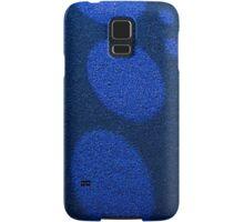 Blue Circles [ Print & iPad / iPod / iPhone Case ] Samsung Galaxy Case/Skin
