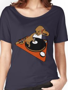 DJ at work Women's Relaxed Fit T-Shirt