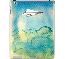 Papering Sky iPad Case/Skin