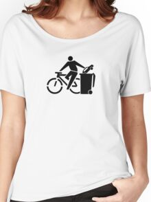 clean up. Women's Relaxed Fit T-Shirt