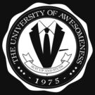 The University of Awesomeness by Ruwah