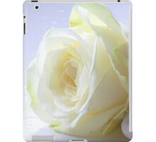 in the morning light. valentine's day iPad Case/Skin