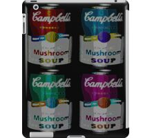 Campbell's Soup iPad case iPad Case/Skin