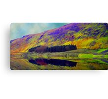 The Beautiful Lake District Cumbria Canvas Print