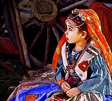 gypsy girl by carol brandt