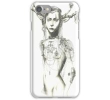 She is very Dear to me iPhone Case/Skin