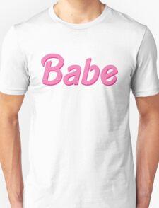 Barbie Babe Unisex T-Shirt
