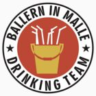 Malle Drinking Team by vivendulies