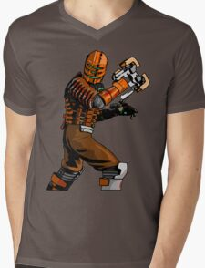 Isaac Clarke Mens V-Neck T-Shirt