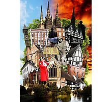 LICHFIELD HILL Photographic Print