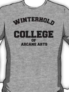 Winterhold College T Shirt T-Shirt