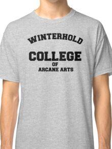 Winterhold College T Shirt Classic T-Shirt
