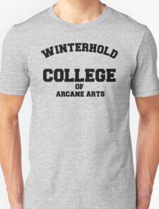 Winterhold College T Shirt T-Shirt