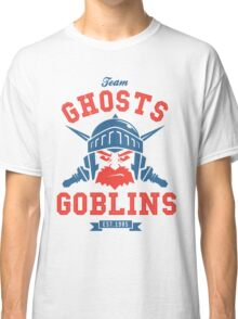 Team Ghost & Goblins Classic T-Shirt
