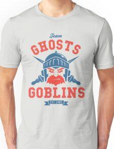 Team Ghost & Goblins Unisex T-Shirt
