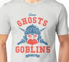 Team Ghost & Goblins Unisex T-Shirt