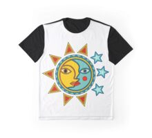 Sun and Moon #3 Graphic T-Shirt
