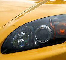 Eye Of A Car by Henrik Lehnerer