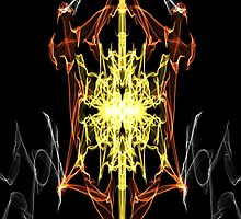 Freeform Flames by jjabarms