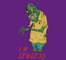 Zombie got Legless by Extreme-Fantasy