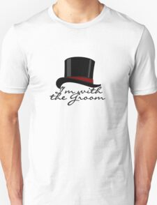 I'm with the Groom T-Shirt