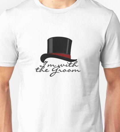 I'm with the Groom VRS2 T-Shirt