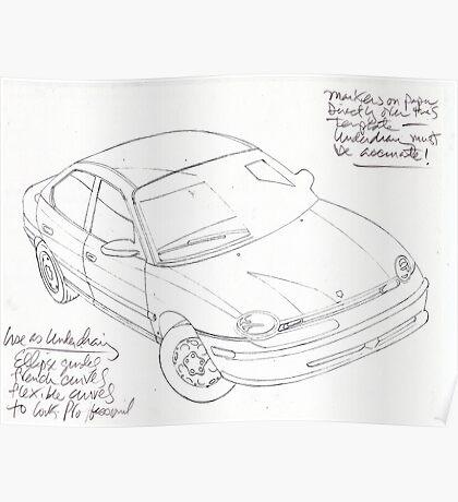 car demo Poster