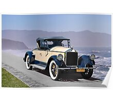 1925 Pierce-Arrow 80 Runabout Poster