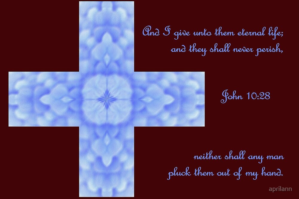 I Give Unto Them Eternal Life. . . by aprilann