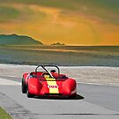 1965 Lotus 23 Vintage Race Car by DaveKoontz