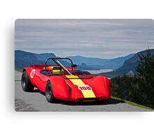 1965 Lotus 23 Vintage Race Car Canvas Print