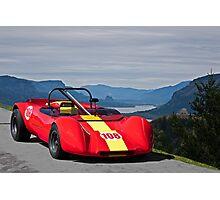 1965 Lotus 23 Vintage Race Car Photographic Print
